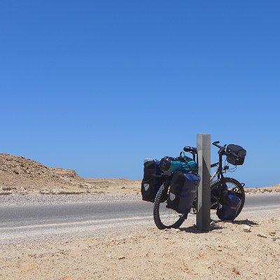 Bild ausder Sahara Mauretanien