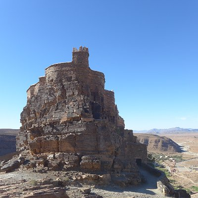 Bild aus Marokko. Agadir Aid Aissa.